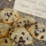 Macadamia/Chocolate Shortbread